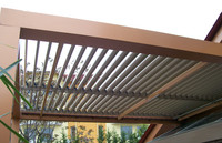Design Pergola in Residence, Romania