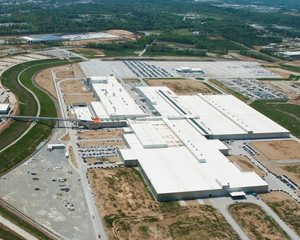 Volkswagen Production Plant, Chattanooga