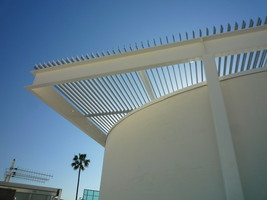 Pergola-rooflight , Willshire (LA)